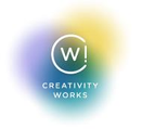 Creativity works logo