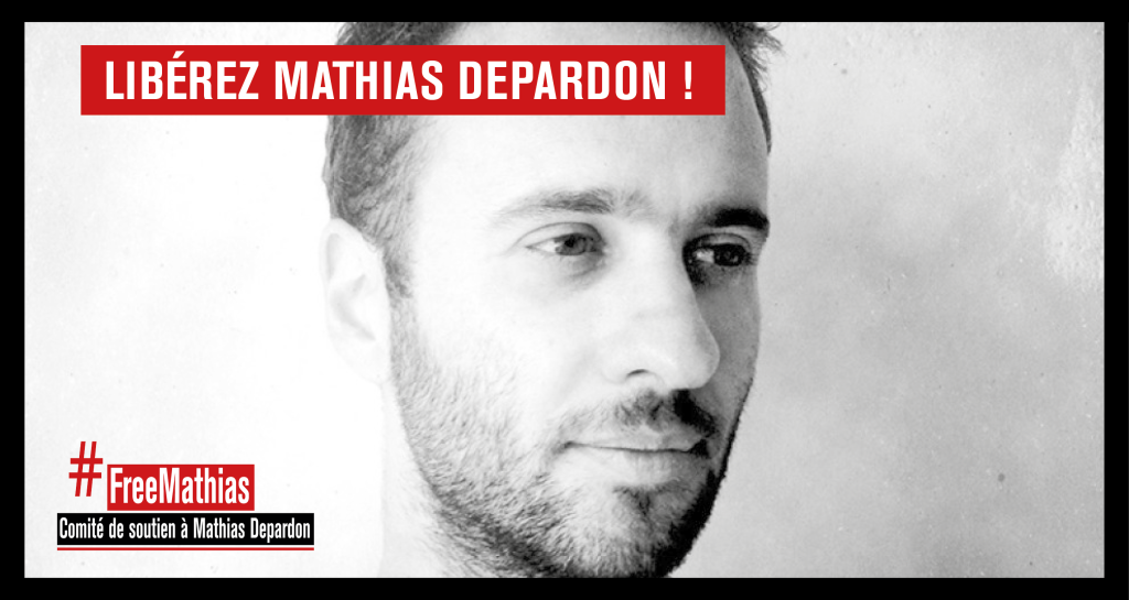 Mathias Depardon