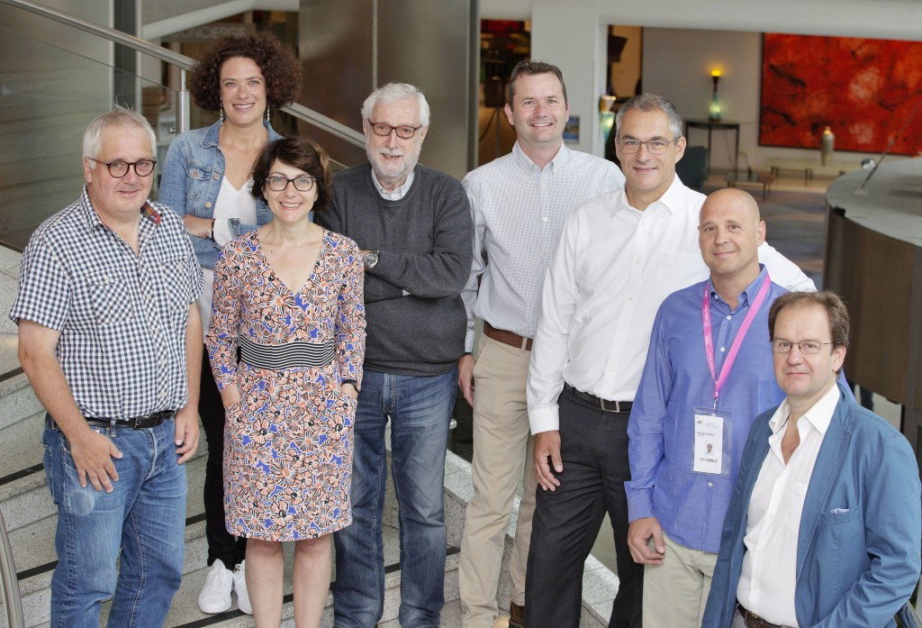 CEPIC Congress, Berlin, Day 2, CEPIC Executive Committee Live image from Cepic Congress 2017