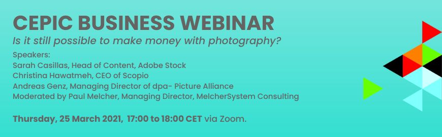 website banner - business webinar